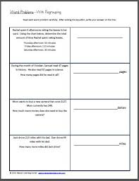 addition printable addition and subtraction worksheets for 3rd