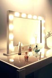 light up vanity table light up vanity mirror vanity mirror with desk lights broadway