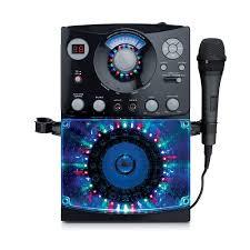 karaoke machine with disco lights the singing machine upc barcode upcitemdb com