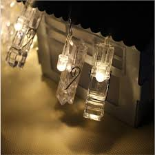 string lights with picture clips 2016 sale 2 5m mini 24 led clip string lights battery christmas