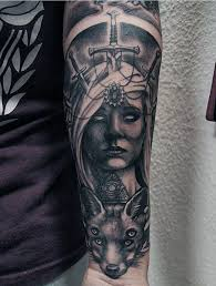 50 sword tattoos for a sharp sense of sophistication