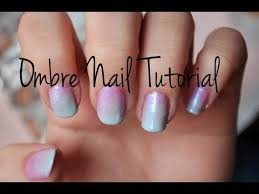 diping ombre nails how to do dipping ombre nails tutorial and