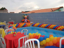 pool party ideas kiddie activity pool party ideas