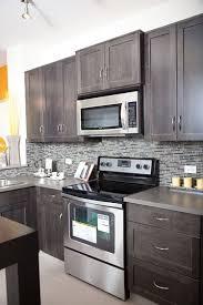 Maple Kitchen Cabinets by Simple Dark Maple Kitchen Cabinets White Carlton Door Style