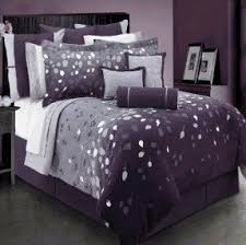 Cheap Purple Bedding Sets Purple Bedroom Sets Foter