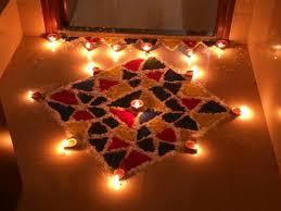 Deepavali Decorations Home Cherries Nd Berries Diwali Celebrations