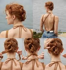 Hochsteckfrisurenen Zum Nachmachen Kurze Haare by Hochsteckfrisuren Mit Anleitung Zu Jedem Anlass Und Jeder Haarlänge