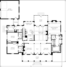 southern home floor plans house plans by hitherwood