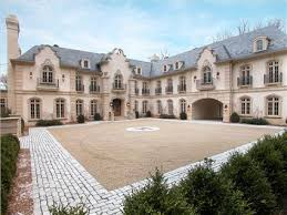 chateau homes grand chateau in bernardsville homes of the rich