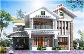 3080 square feet luxury villa exterior kerala home luxury home