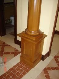 architectural columns wood composite fiberglass tuscan column