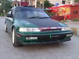 honda civic 90 1990 honda civic used cars in rawalpindi mitula cars