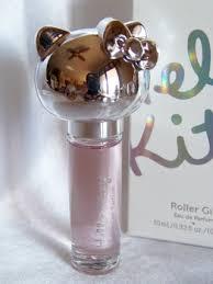 free bnib sanrio sealed kitty roller edp rollerball