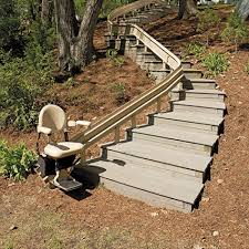 Outdoor Stair Chair Lift Stair Lifts Pennsylvania And Maryland Total Mobility Services