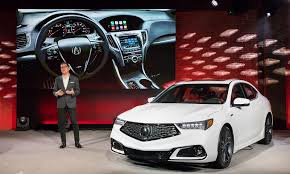 lexus vs acura tlx acura adds a spec trim to freshened tlx
