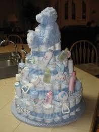 diaper cake tutorial baby shower games pinterest diaper