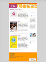 best newsletter design improve your business e newsletter