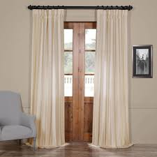 cayman natural striped linen sheer curtain drapes