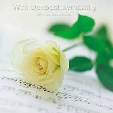 Sympathy Flowers Message - sympathy card messages with deepest sympathy card quotes verses