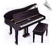 piano bench water seat cushion