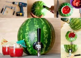 Home Design Garden Architecture Blog Magazine How To Make A Watermelon Keg Home Design Garden U0026 Architecture