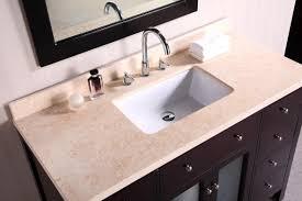 incredible 48 bathroom vanity top ideas adorna inch contemporary
