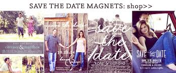 save the date magnets cheap save the date magnets
