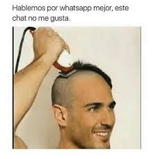 Meme Este - hablemos por whatsapp mejor este chat no me gusta meme on me me