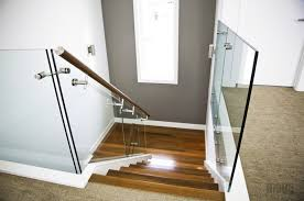 Banister Glass Gallery Glass Railings And Stainless Steel Railings