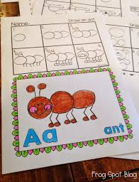 alphabet directed drawing directed drawing free and kindergarten