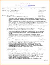 Resume Personal Statement Examples Can You Write