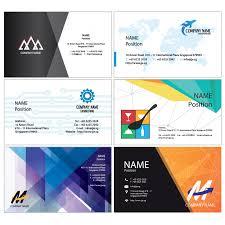 Singapore Business Cards Name Card Offset Print 10 Boxes Jj U0026 E