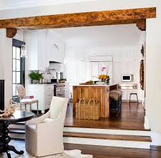 shaped kitchen island made of cedar tree designs pinterest ansley kitchen renovation traditional kitchen atlanta by