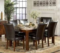 Marble Top Dining Room Sets Foter - Marble dining room furniture