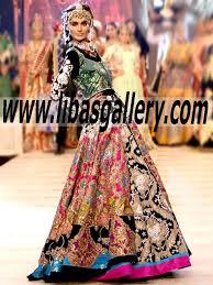 xeeshan 2015 wedding dresses bridal wear anarkali suits