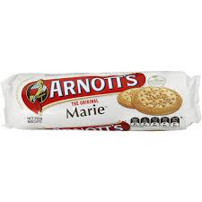 arnott u0027s marie biscuits 250g woolworths