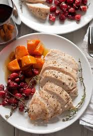 thanksgiving dinner for two turkey breast dinner for two