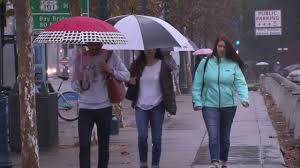 rain wind having big impact across bay area abc7news com