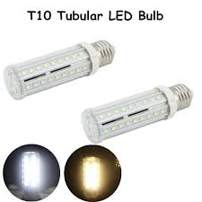 aliexpress com buy 10w medium base t10 tubular led bulb