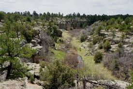 Castlewood State Park Trail Map East Canyon Trail Castlewood Canyon State Park Co Live And