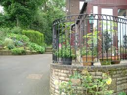 Garden Wall Railings by Jlh Photo Gallery Railings Fencing Wall Mounted Railings A
