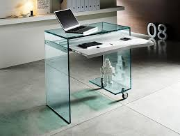 Modern Glass Top Desk Modern Glass Top Desk Modern Glass Desk Office Home Design