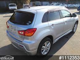 mitsubishi japan used mitsubishi rvr from japan car exporter 1112353 giveucar