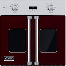viking vsof730 30 inch single french door wall oven with 4 7 cu