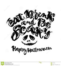 halloween type graphic logo cartoon vector cartoondealer com