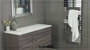 Bathroom Vanity Unit Worktops by Vermont 800 U0026 400 Grey Avola Wall Mounted Vanity Unit And 1200