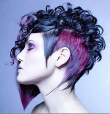 new age mohawk hairstyle 106 best undercuts y punk images on pinterest hair cut hair dos
