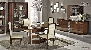 Italian Style Dining Room Furniture by Modern Italian Dining Table Collection