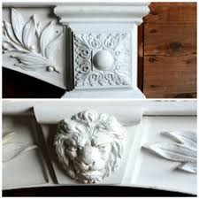Shabby Chic Fireplace by Vintage Fireplace Mantel Rustic Mantel Shabby Chic Fireplace