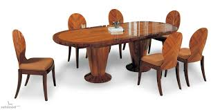 Oval Oak Dining Table Oval Dining Room Table And Chairs Interior Design Chicago